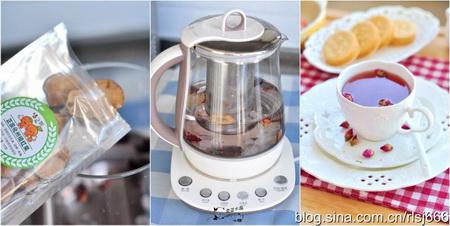 消脂止咳花茶做法步骤7-9