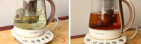 罗汉果桂花茶的做法步骤3-4