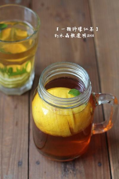 一颗柠檬红茶的做法