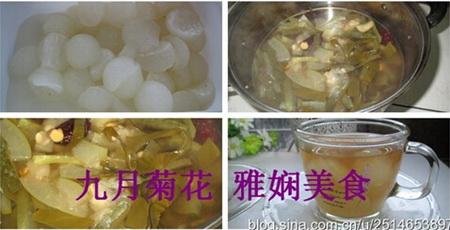 消暑瘦身养颜冬瓜茶做法步骤7-8